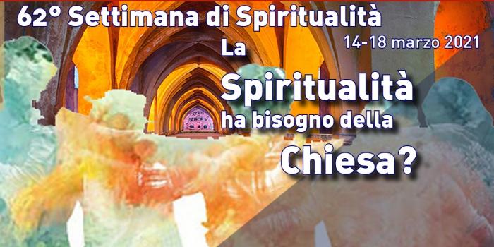 62° Settimana di Spiritualità