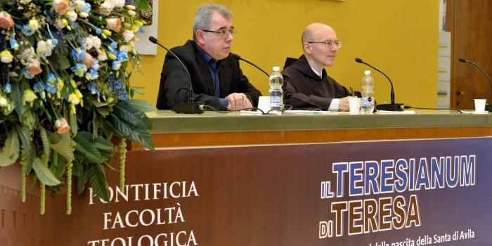 Congresso Teresiano Internazionale, 4-6 novembre 2015, Annuncio