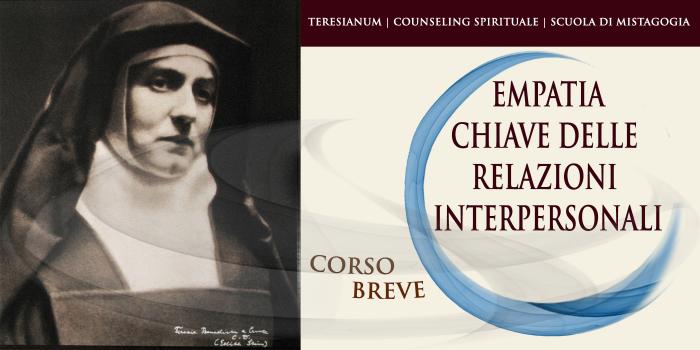 Corso breve: Empatia chiave delle relazioni interpersonali, 27-28 ottobre 2015