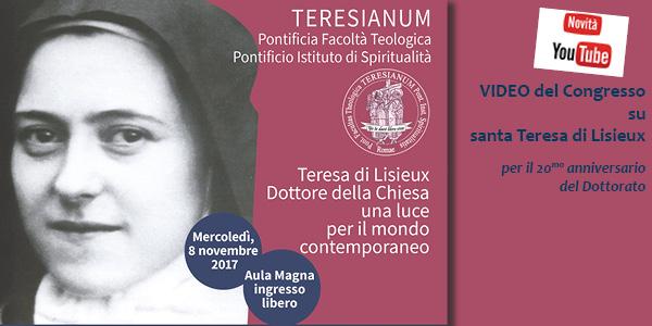 Teresa di Lisieux, Dottore della Chiesa