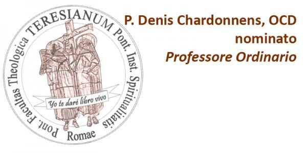 Denis Chardonnens Ordinario