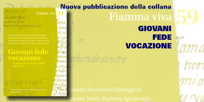 Nuovo volume della collana «Fiamma Viva»
