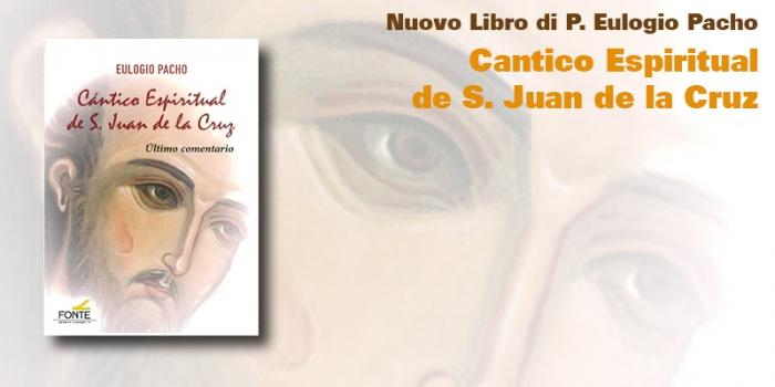 Nuovo libro di P. Eulogio Pacho
