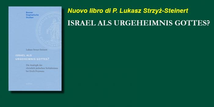 Nuovo libro di P. Lukasz Strzyż-Steinert