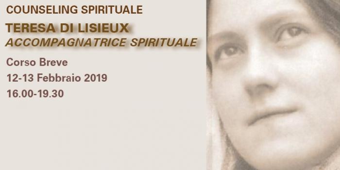 Corso breve – Teresa di Lisieux, accompagnatrice spirituale