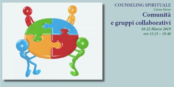 Corso breve – Comunità  e gruppi collaborativi