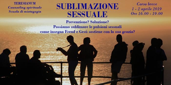 Corso breve – Sublimazione sessuale