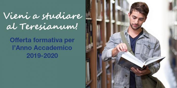 Offerta formativa 2019 – 2020
