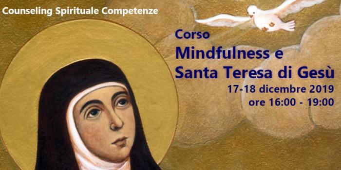Corso Mindfulness e Santa Teresa di Gesù