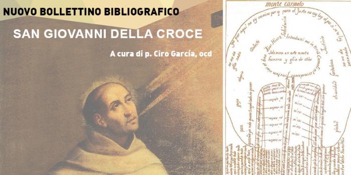 Bollettino Bibliografico San Giovanni della Croce – I parte