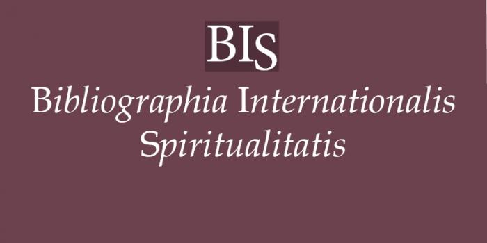 Bibliographia Internationalis Spiritualitatis Online
