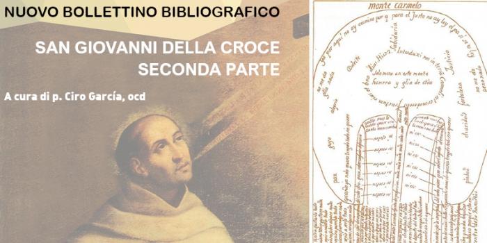 Bollettino Bibliografico San Giovanni della Croce – II parte
