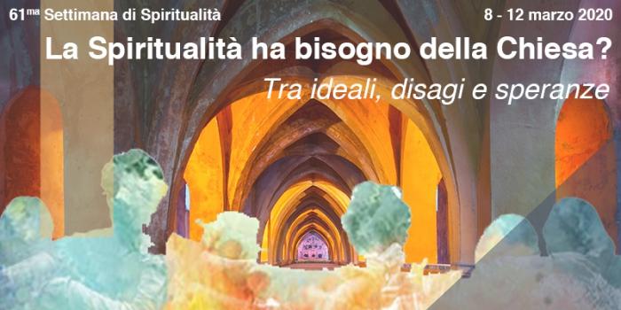 61ma Settimana di Spiritualità