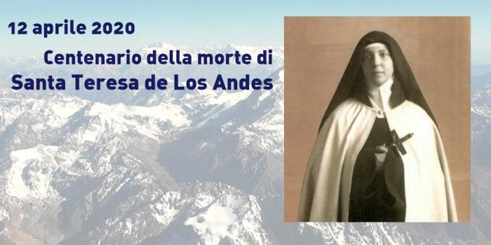 Centenario della morte di Santa Teresa de Los Andes