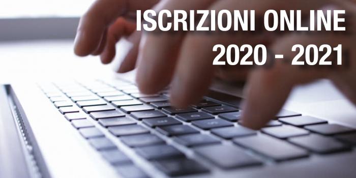 Iscrizioni Anno Accademico 2020-2021