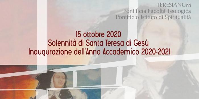 Inaugurazione Anno Accademico 2020-2021