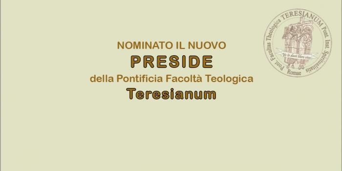 Nomina del nuovo Preside