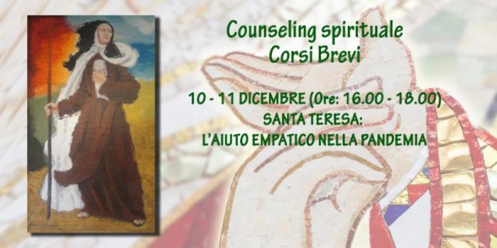 Corso Speciale Online – Santa Teresa: l'aiuto empatico nella pandemia