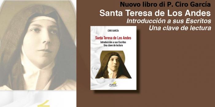 Nuovo libro di P. Ciro García, ocd